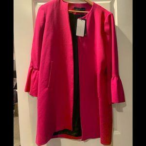 Zara Dark Pink Jacket